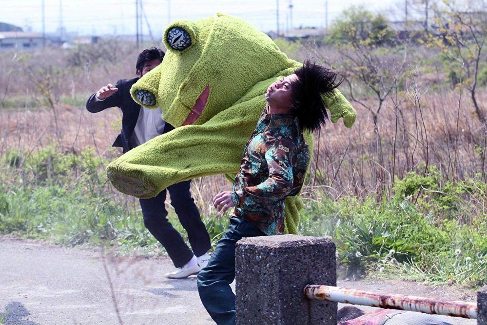 Yakuza Apocalypse 1