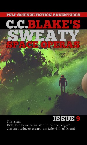 Sweaty Space Operas Issue 9