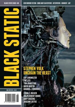 Black Static 68 cover