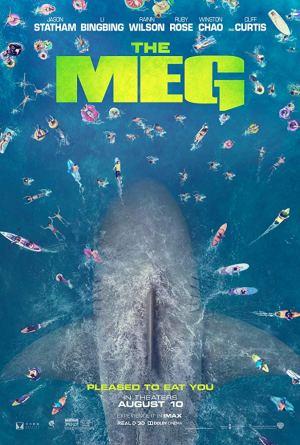 The Meg - poster