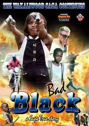 Bad Black poster