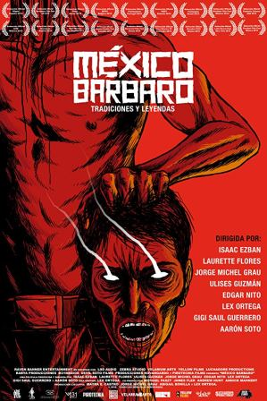 Mexico Barbaro poster