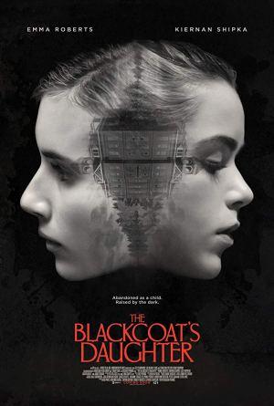 Blackcoats Daughter-poster
