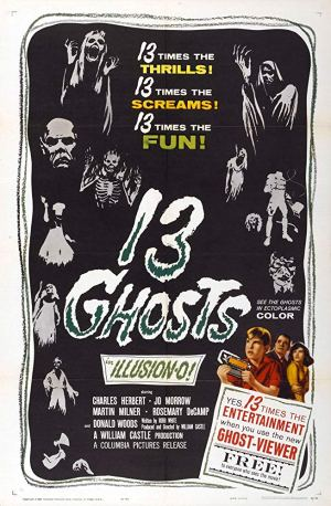 13 Ghosts-poster