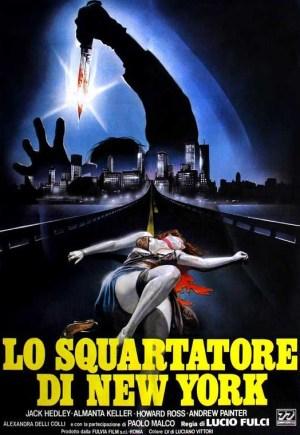 New York Ripper-poster