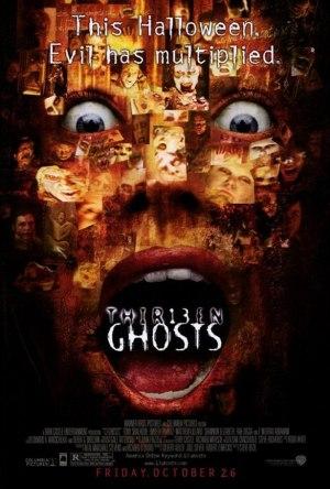 Thir13en Ghosts-poster