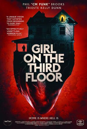 Girl on the Third Floor-poster