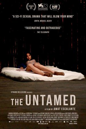 The Untamed-poster